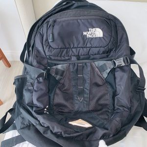 Northface backpack, used for a year. Clean & nice!